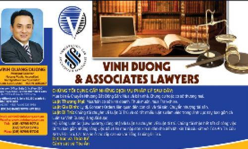 VINH DUONG & ASSOCIATES LAWYERS